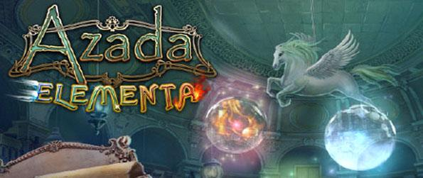 Azada: Elementa - Enter a world where nothing is as it seems in a fun and fanciful hidden object adventure.