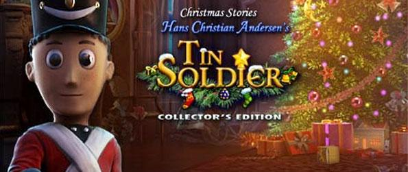 Christmas Stories 3: Hans Christian Andersen's Tin Soldier - Enjoy a wonderful themed story and save the marriage of a young couple.