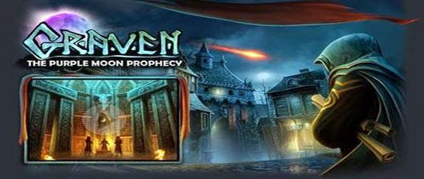 Graven: The Purple Moon Prophecy - Stop the Release of a Powerful Demon in a Race Against time.