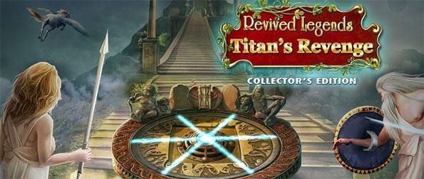 Revived Legends: Titan's Revenge - Explore a Greek mythology themed hidden object adventure full of fun.