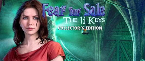 Fear for Sale: The 13 Keys - Enter a spooky hotel where mysterious happenings have been scaring many guests off.
