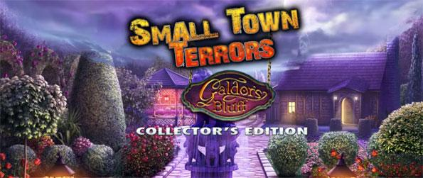 Small Town Terrors: Galdor's Bluff - Investigate the secret behind the attempted sabotage of a magic show in a brilliant new adventure.