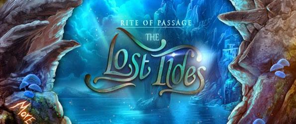 Rite of Passage: The Lost Tides - Embark on an epic adventure over the sea and reveal the mysteries that happened and started 20 years ago.