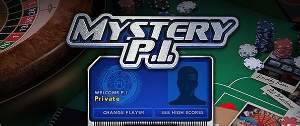 Mystery P.I. The Vegas Heist - Lead the case as you take the role of an investigator in this hidden object game and solve the mysteries behind a heist.