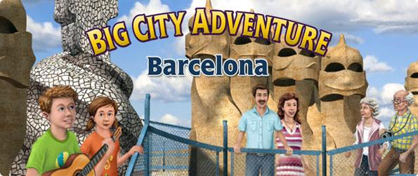 Big City Adventure: Barcelona - Travel across the beautiful city of Barcelona in this brilliant experience.