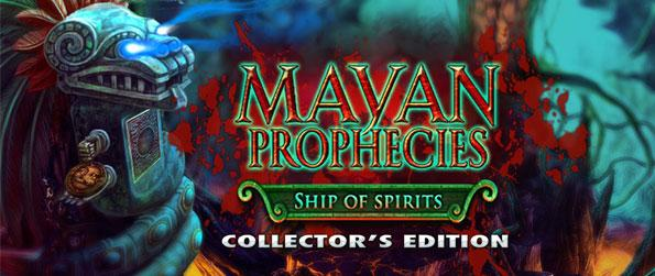 Mayan Prophecies: Ship of Spirits - Explore all corners of an aged Spanish Galleon and unfold the mysteries surrounding the Mayan treasures that it holds in this wonderful hidden object adventure.