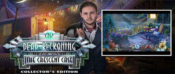Dead Reckoning: The Crescent Case - The Carnival is in town, but it's disrupted by the arrival of a body at the gates and you need to investigate.
