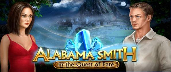 Alabama Smith in the Quest of Fate - Join the adventure as Alabama discovers a secret hidden in Machu Picchu.