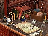 Real Crimes: Jack the Ripper Office Space Hidden Object Scene
