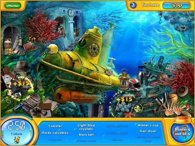 Fishdom H2O: Hidden Odyssey: Submarine ...