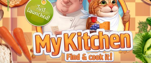My Kitchen - Cook as many recipes as you can to populate your cookbook, and rack up experience points.