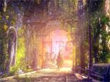 Portal of Evil Stolen Runes: Beautiful garden