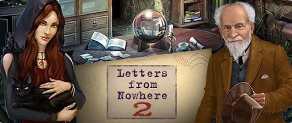 Letters From Nowhere 2 - Help Audrey find her missing husband, Patrick, in this amazing sequel, Letters from Nowhere 2.