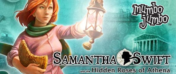 Samantha Swift and the Hidden Roses of Athena - Embark on a thrilling adventure with the famous archaeologist-slash-adventurer, Samantha Swift
