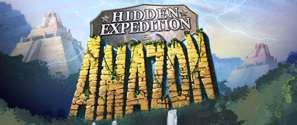 Hidden Expedition: Amazon - Journey through the stunning world of the Amazon with the Hidden Expedition team