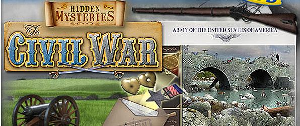 Hidden Mysteries: Civil War - Relive the moments that made history during the Civil War through the retelling of the stories surrounding three generals in this wonderful hidden object game by Big Fish Games.