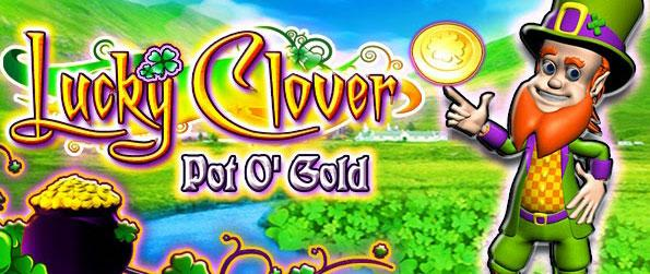 Lucky Clover - Win awesome amounts of treasures and gold by finding all the hidden charms the friendly leprechaun has stashed away as you play through this amazing hidden object game.