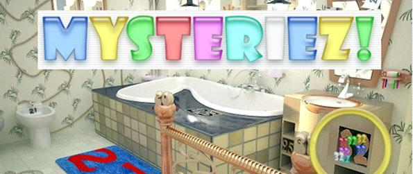 Mysteriez - Take a break and enjoy some classic hidden object games in Mysteriez