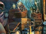 Lost Chronicles: Salem Hidden Object scene