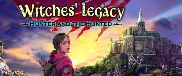 Witches Legacy: Hunter and the Hunted - Follow the Witch Hunters and rescue Lynn.