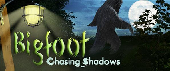 Bigfoot: Chasing Shadows - Join the search for the truth of the mysterious Bigfoot—rumored to be lurking around a park in this wonderful Hidden Object game from Big Fish Games.