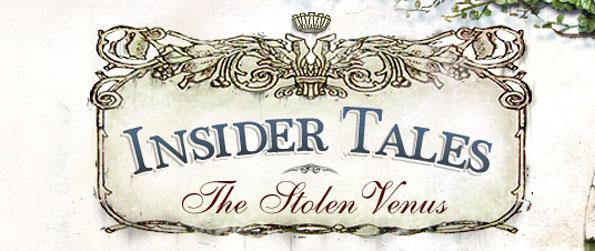 Insider Tales: Stolen Venus - Find the culprit who stole Boticelli's Birth of Venus painting.