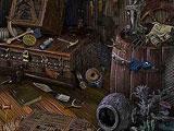 Sister's Secrecy: Arcanum Bloodlines Hidden Object Scene Details