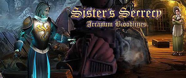 Sister's Secrecy: Arcanum Bloodlines - Take on the lead role helping one lad find her kidnapped sister on a fantasy filled fairy world and unveil the mystery that surrounds their true bloodline.