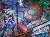 Labyrinths of the World: Changing the Past hidden object scene