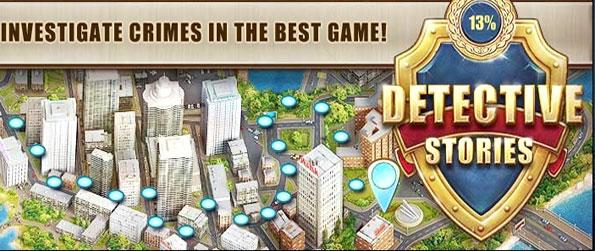 Detective Story - Join a team of elite detectives and do your part to solve the dangerous crimes that occur every day.
