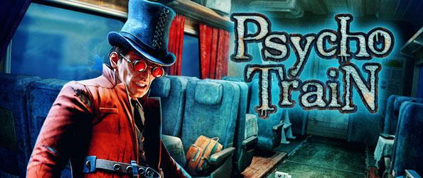 Psycho Train - Psycho Train puts you up on a thriller ride as soon as you board on it. Use your wits to unravel the nefarious activity that invades it, and find your missing daughter before everything becomes too late.