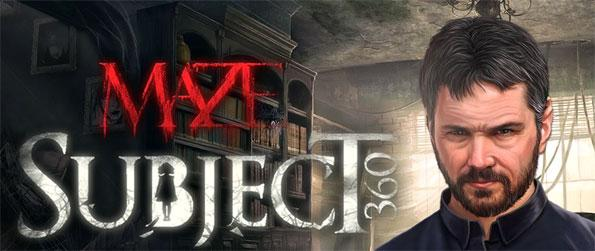 Maze: Subject 360 - Enjoy this sensational hidden object game that's full of thrill, suspense and intensity.