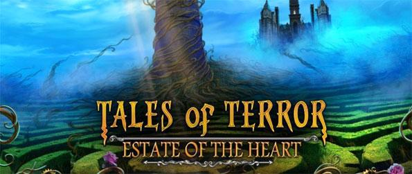Tales of Terror: Estate of the Heart - Immerse yourself in this exciting hidden object game in which you'll be doing the unthinkable.