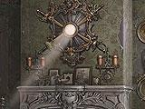Intricate Art Details in Haunted Manor: Queen of Death