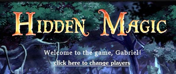 Hidden Magic - Travel across the world and rescue your partner from the goblins!