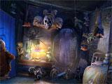 Whispered Secrets: Everburning Candle hidden object scene