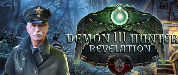 Demon Hunter 3: Revelation - Hunt down the resurging demons in this thrill filled hidden object game.