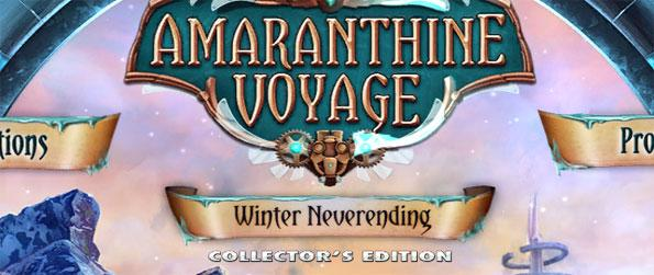 Amaranthine Voyage: Winter Neverending Collector's Edition - Explore a world full of Hidden Object puzzles, mini-games and a compelling storyline.