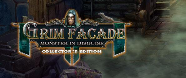 Grim Facade: A Monster in Disguise Collector's Edition - Take on a chilling mystery and adventure that's not for the faint of heart.