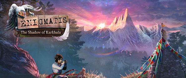 Enigmatis 3: The Shadow of Karkhala - Enjoy this absolutely stunning hidden object game that concludes the trilogy in excellent fashion.