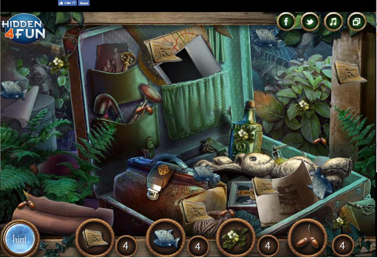 jeux en ligne hidden 4 fun
