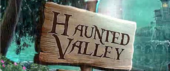 Haunted Valley - Traverse through a town infested by a deadly plant and help a resident find his precious belongings while uncovering the mystery behind the Haunted Valley in this spooky hidden object game.