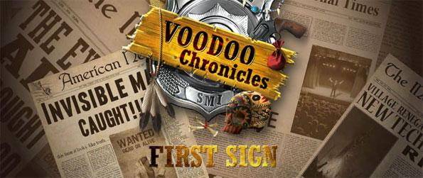 Voodoo Chronicles - Take on a new assignment as the popular Detective John Voodoo.