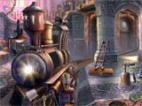 The Secret of Steamport Railroad Station