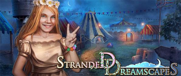 Stranded Dreamscapes: The Doppelganger - Immerse yourself in this phenomenal hidden object game that promises to deliver an awesome experience.