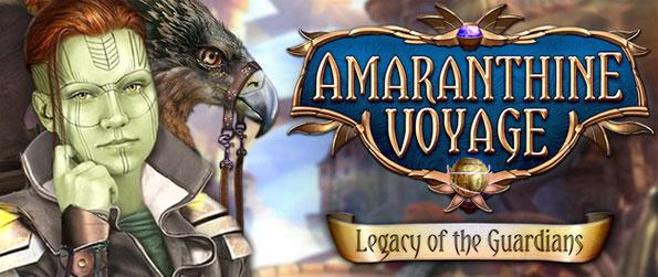 Amaranthine Voyage: Legacy of the Guardians Collector's Edition - Explore the secret land of Arden in this hidden object adventure.