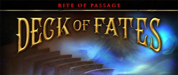 Rite of Passage: Deck of Fates - Immerse yourself in this spectacular hidden object game that takes this hugely popular series to new heights.