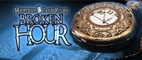 Mystery Case Files: Broken Hour - Enjoy this exciting continuation of this insanely popular hidden object game series.