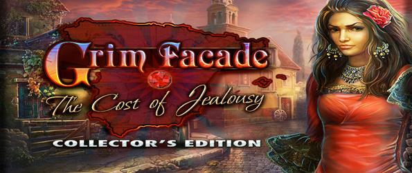 Grim Facade: Cost of Jealousy CE - Head to Spain to uncover a murder that will unravel a love triangle within in this thrilling hidden object adventure game!