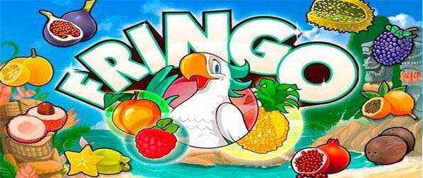 Fringo - Prendre une chance sur ce nouveau jeu mélangeant le meilleur des fentes et bingo ensemble dans une expérience amusante et fruité.